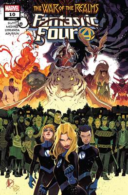 Fantastic Four Vol. 6 (Comic Book) #10