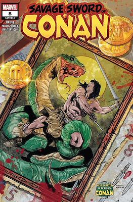 Savage Sword Of Conan (2019-) (Comic Book) #8