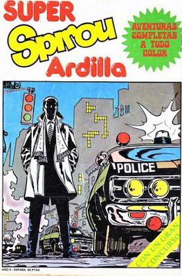 Super Spirou Ardilla (Grapa 64 pp) #7