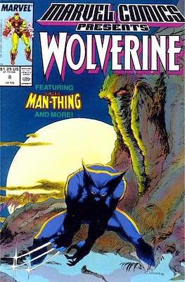 Marvel Comics Presents Vol. 1 (1988-1995) #8