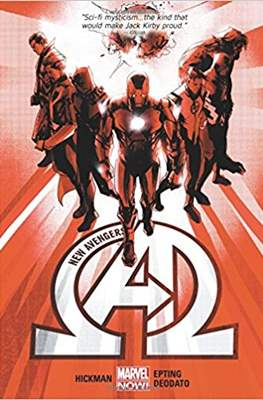 New Avengers by Jonathan Hickman