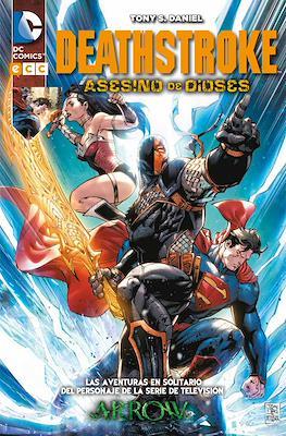 Deathstroke. Nuevo Universo DC (Rustica 144-136-264 pp) #2