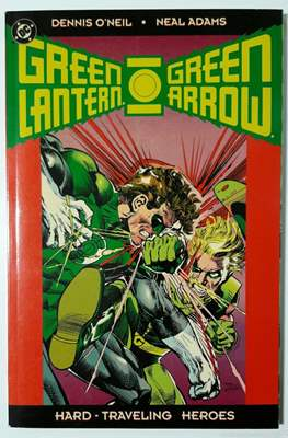 Green Lantern / Green Arrow Hard-Traveling Heroes (Softcover) #1