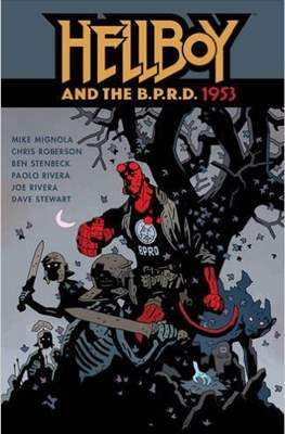 Hellboy and the B.P.R.D. (Softcover) #2