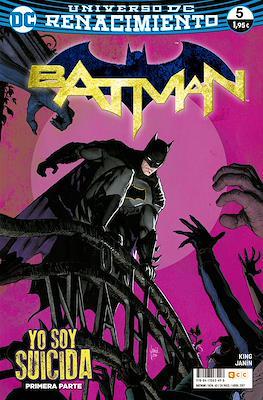 Batman: Nuevo Universo DC / Renacimiento (Grapa) #60/5