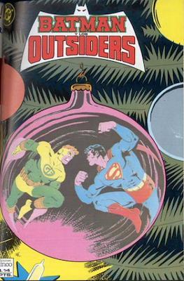 Batman y los Outsiders / Los Outsiders (1986-1988) (Grapa, 34 páginas) #14