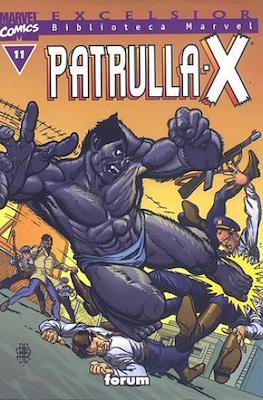 Biblioteca Marvel: Patrulla-X (2000-2001) (Rústica 160 pp) #11