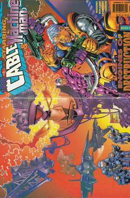 Cable & Machine Man Annual 98