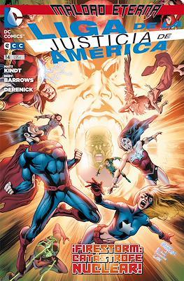 Liga de la Justicia de América (Grapa 32 pp) #14