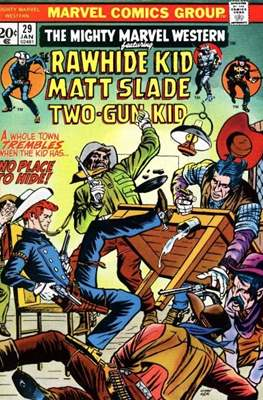 Mighty Marvel Western Vol 1 #29