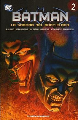 Batman. La sombra del murciélago (Rústica con solapas. 232-304 pp) #2