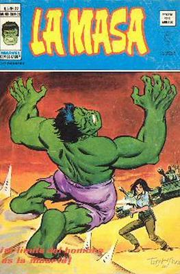 La Masa Vol. 3 (1975-1980) (Rústica 40-48 pp) #22