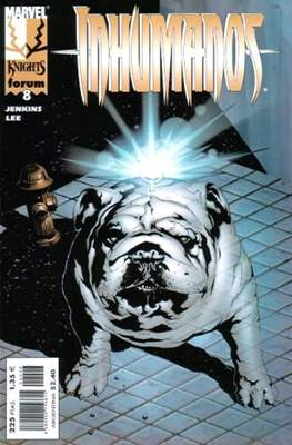 Inhumanos (1999-2000). Marvel Knights (Grapa 24 pp) #8