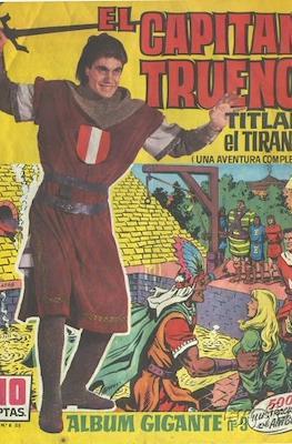 El Capitán Trueno. Album gigante #9