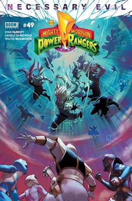 Mighty Morphin Power Rangers (Comic Book) #49