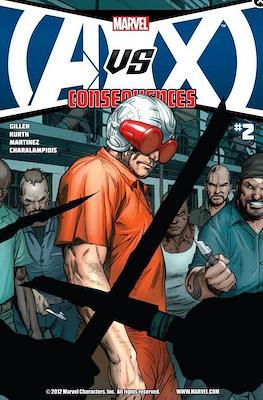Avengers vs. X-Men: Consequences (Comic Book) #2