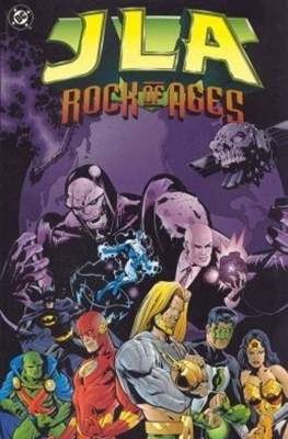 JLA Vol. 1 (1997-2006) (Softcover) #3