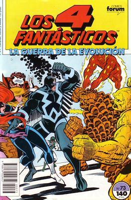 Los 4 Fantásticos Vol. 1 (1983-1994) (Grapa 36-32-24 pp) #73