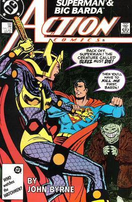 Action Comics Vol. 1 (1938-2011; 2016-) (Comic Book) #592