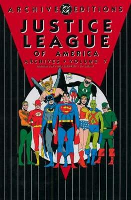 DC Archive Editions. Justice League of America (Hardcover) #7