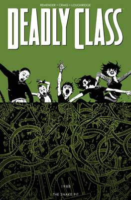 Deadly Class (Digital Collected) #3