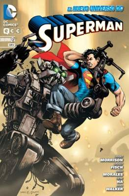 Superman. Nuevo Universo DC / Renacimiento #2