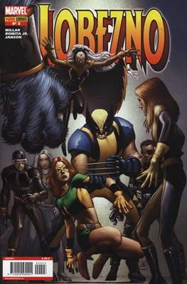 Lobezno vol. 4 (2006-2011) (Grapa) #3