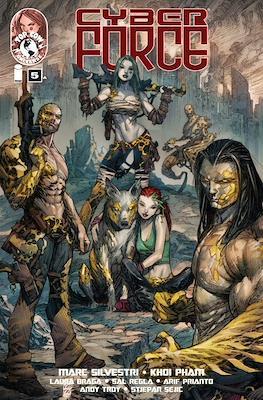 Cyberforce Vol. 4 (Grapa) #5