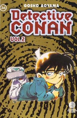 Detective Conan. Vol. 2 (Rústica 96-192 pp) #36