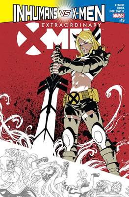 Extraordinary X-Men (Comic-book) #19