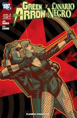 Green Arrow y Canario Negro (Vol.1) (Grapa 64-48 pp) #1