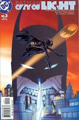 Batman City of Light (Comic book) #2