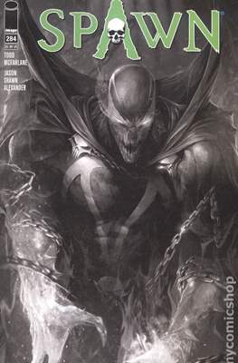 Spawn (Variant Covers) (Comic-book) #284