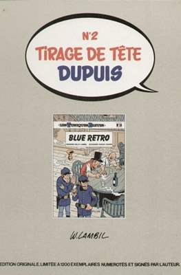 Tirage de Tête Dupuis #2