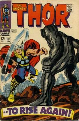 Journey into Mystery / Thor Vol 1 #151