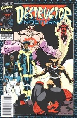 Destructor Nocturno (1994-1995) #4