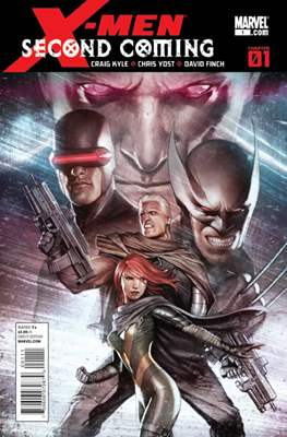 X-Men: Second Coming (grapa) #1