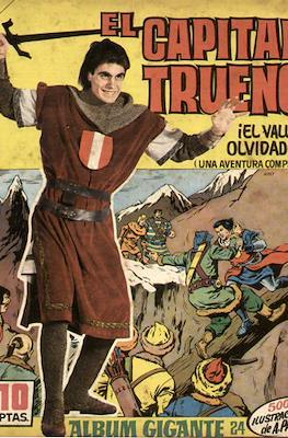 El Capitán Trueno. Album gigante (Grapa 32 pp) #24