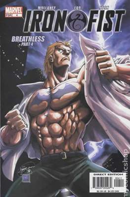 Iron Fist Vol. 4 (2004) (Comic Book) #4