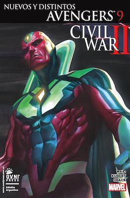Nuevos y Distintos Avengers (Rústica) #9