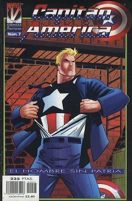 Capitán América Vol. 3 (1996-1997) (Grapa 24 pp) #7