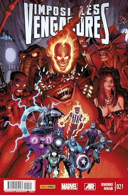 Imposibles Vengadores (2013-2018) (Grapa) #21