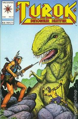 Turok: Dinosaur Hunter (1993-1996) (Grapa) #8
