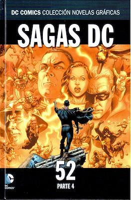 Colección Novelas Gráficas DC Comics: Sagas DC #11