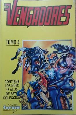 Los Vengadores Vol. 3 (Retapado. 1998-2005) #4