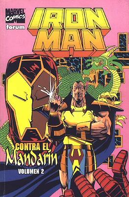 Iron Man. Contra el Mandarín (Rústica) #2