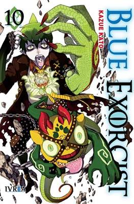 Blue Exorcist (Rústica) #10