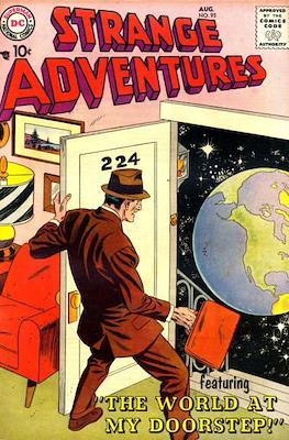 Strange Adventures (Comic Book) #95