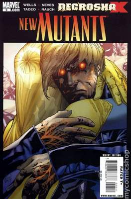 New Mutants Vol. 3 (Comic Book) #6