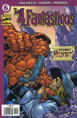 Los 4 Fantásticos Vol. 4 (2001-2003) #6